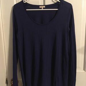 Demylee New York Blue Shirt